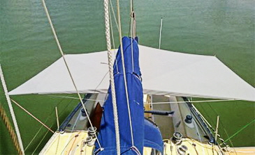 CleverShade Boat Canopy Yacht Shade Accessories
