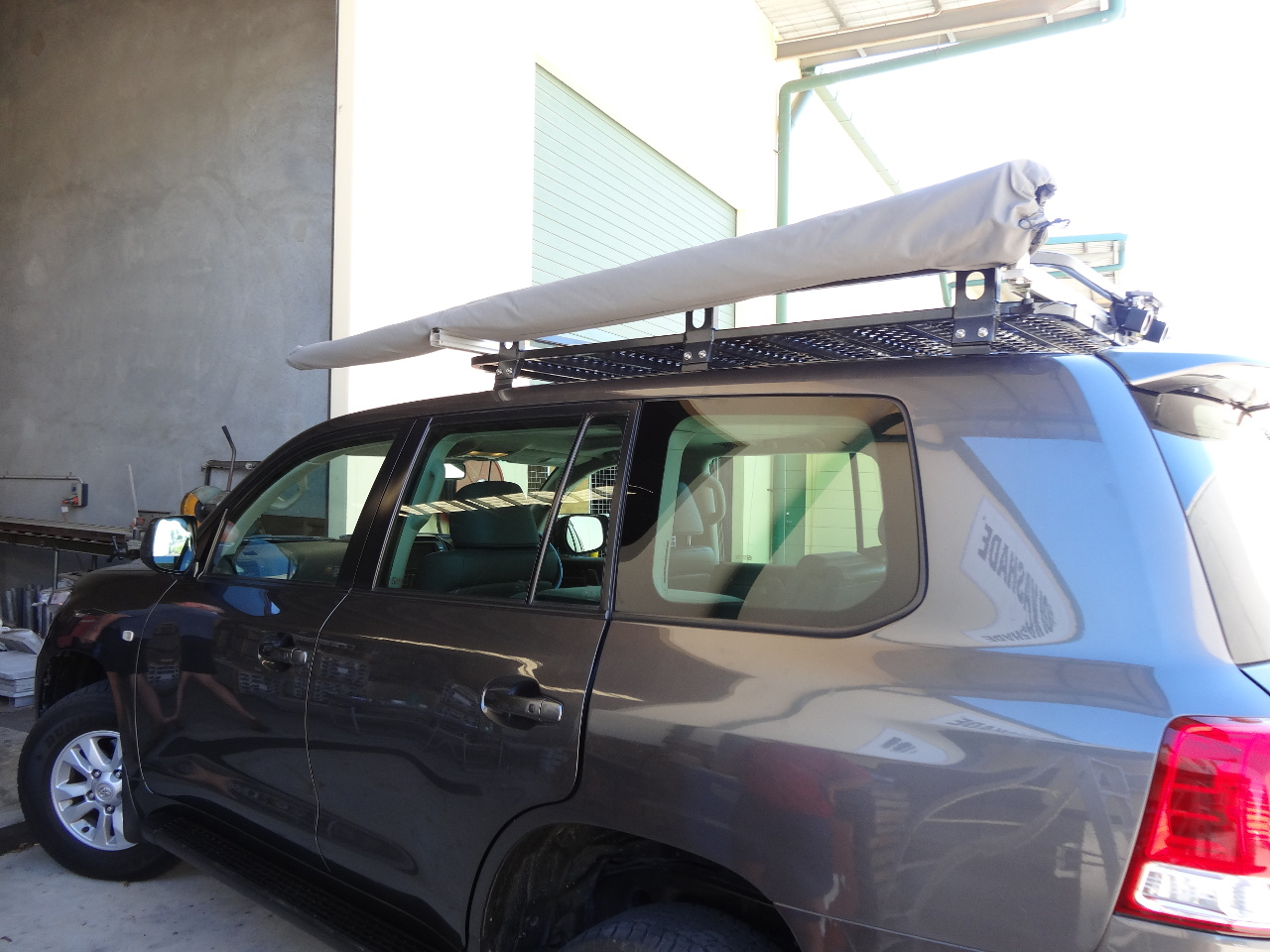 4WD awning vehicle accessory easy to use